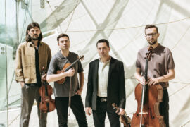 Atom String Quartet - Polin (photo Zosia Zija & Jacek Pióro)_1