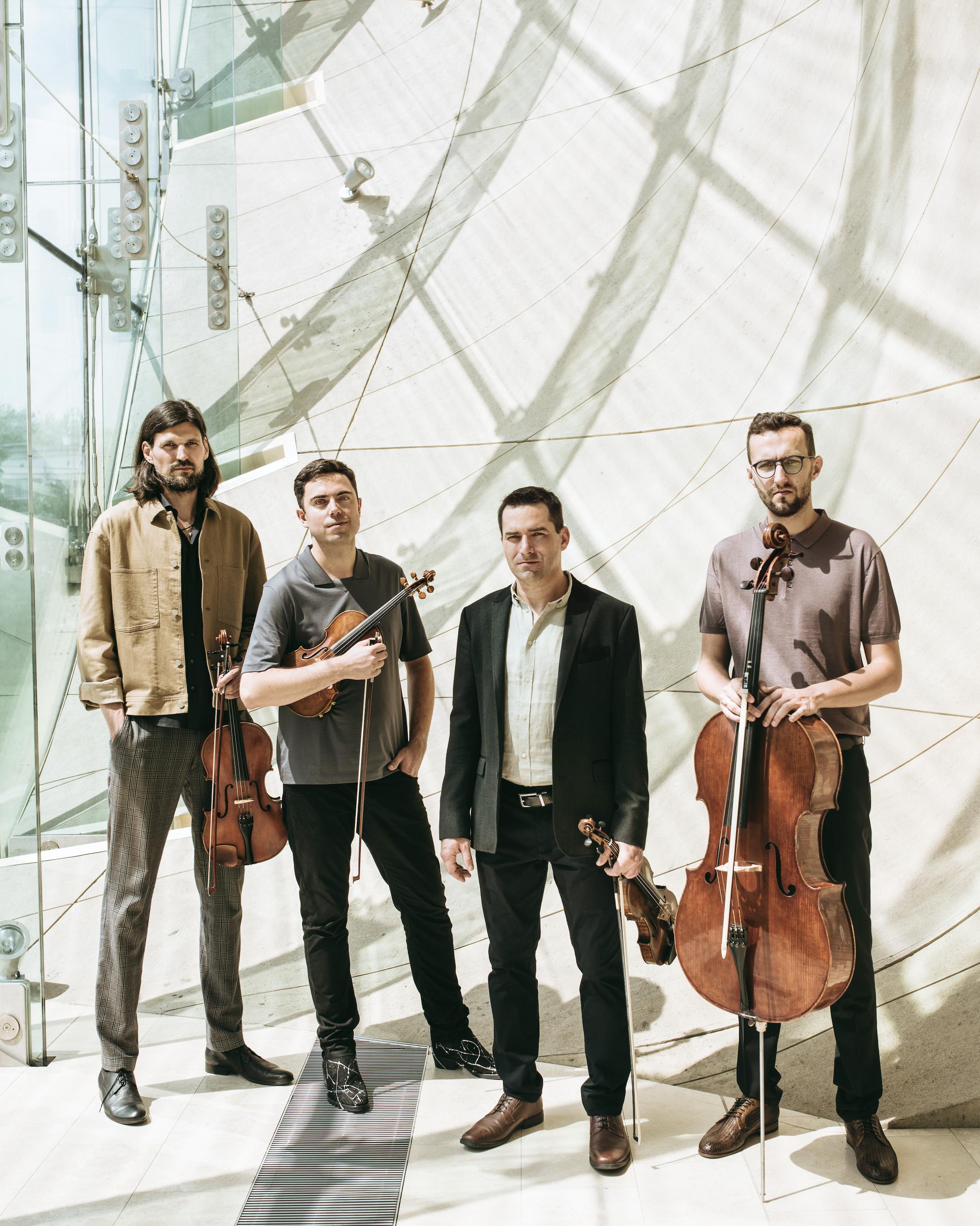 Atom String Quartet abre la tercera y última semana del Festival Canarias Jazz & Más