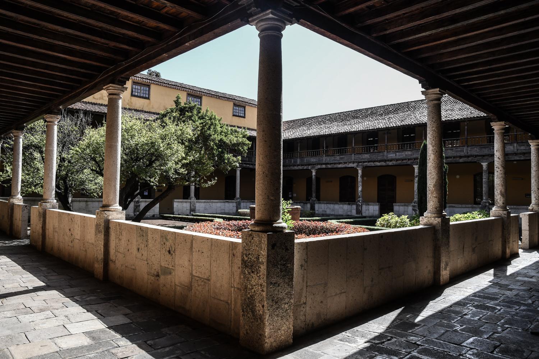 La normativa de uso de las salas del antiguo convento de Santo Domingo, a exposición pública