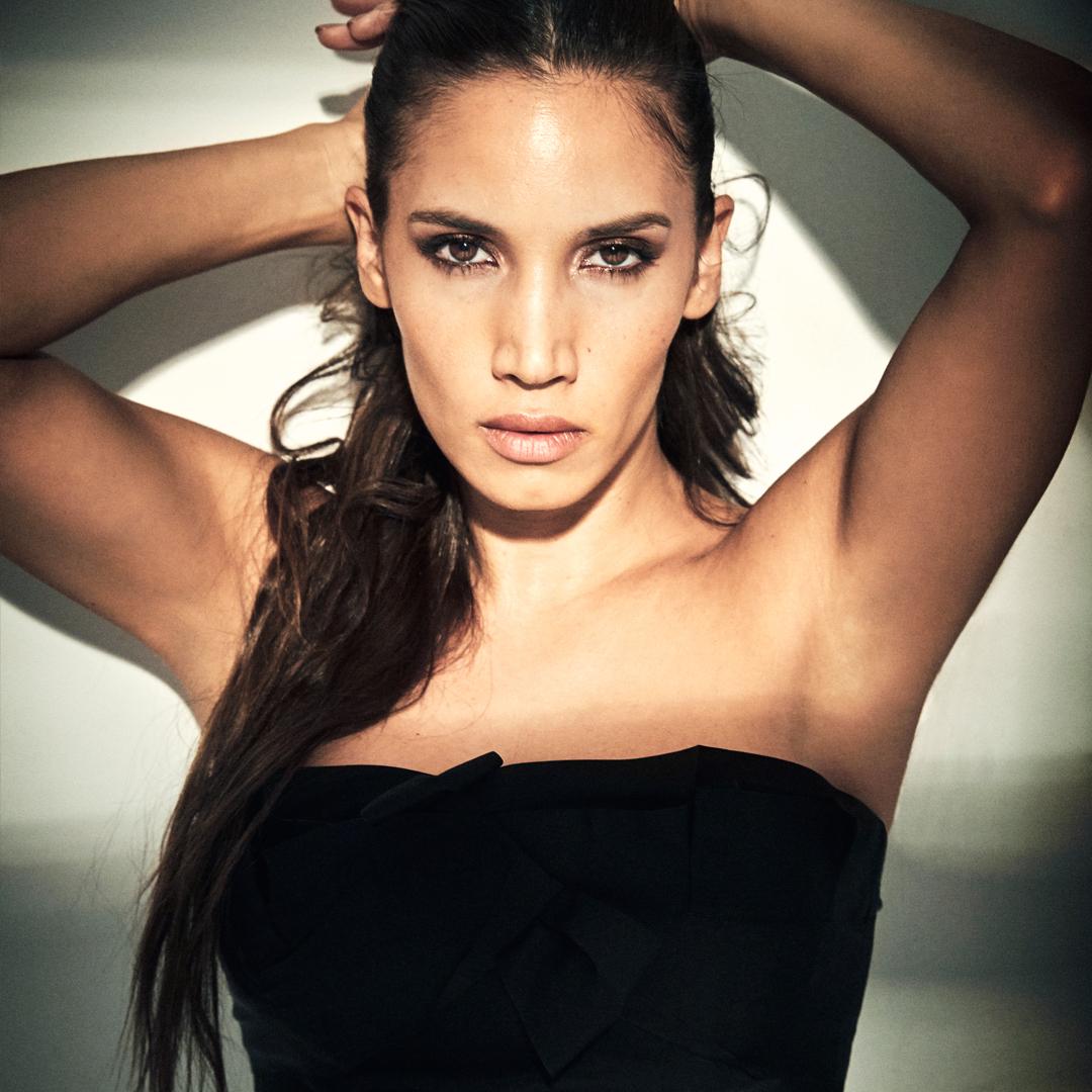 India Martínez actúa en Soko