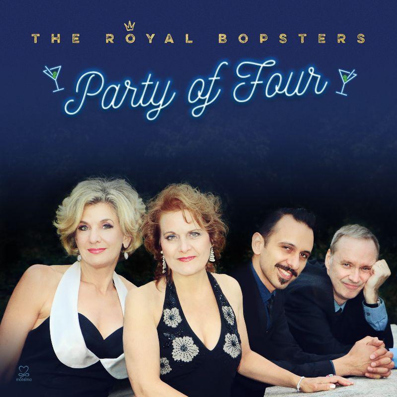 Party of Four es el nuevo disco de The Royal Bopsters