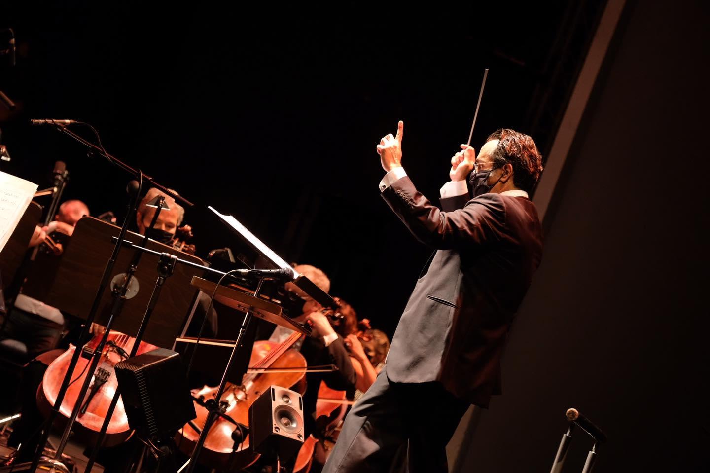 Cierre de Fimucité en el Auditorio de Tenerife con La Casa de Papel
