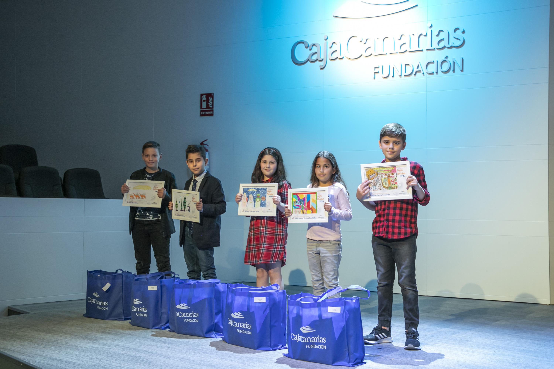 La Fundación CajaCanarias convoca su tradicional Concurso de Tarjetas de Navidad