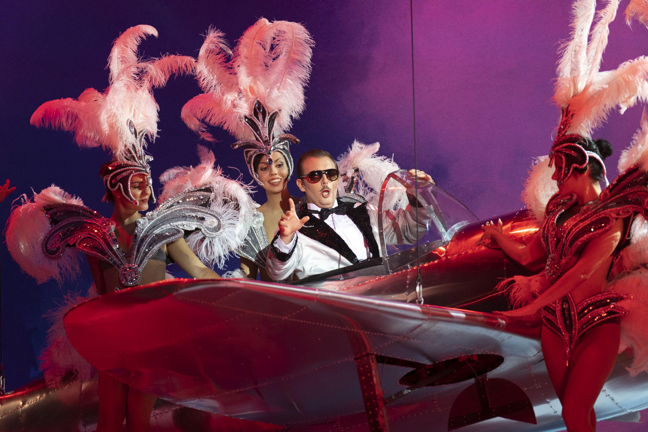 La producción L'elisir d'amore de Ópera de Tenerife se estrena en el Teatro Comunale di Bologna de Italia