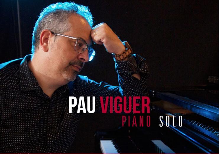 Piano solo es el nuevo disco de Pau Viguer
