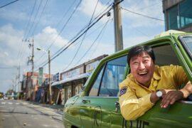 Cine coreano A taxi driver