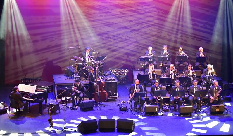 Gran Canaria Big Band presenta Arreglos de Autor