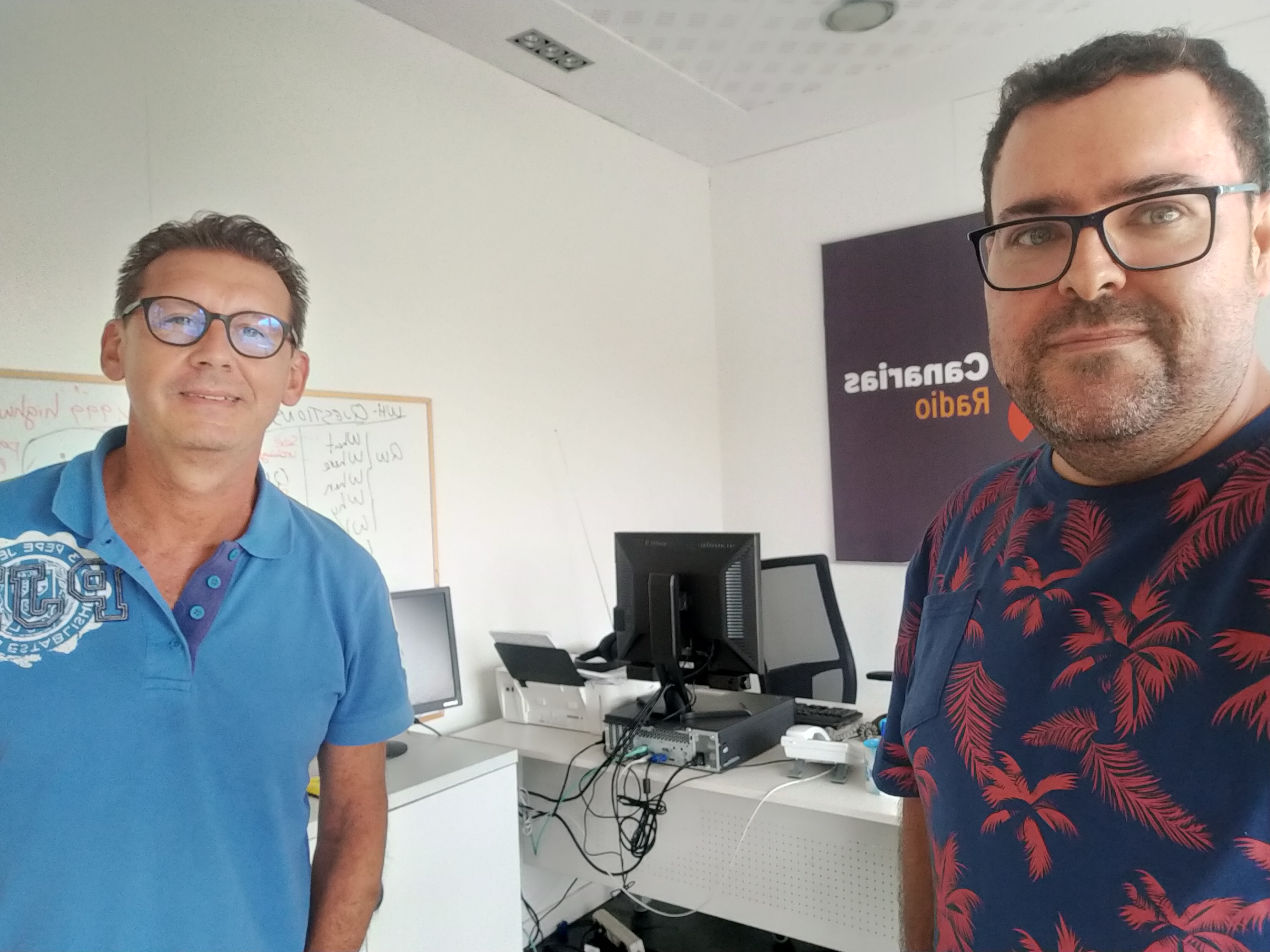 Canción a quemarropa inicia su nueva temporada en Canarias Radio