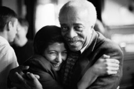 Irene Albar y Barry Harris