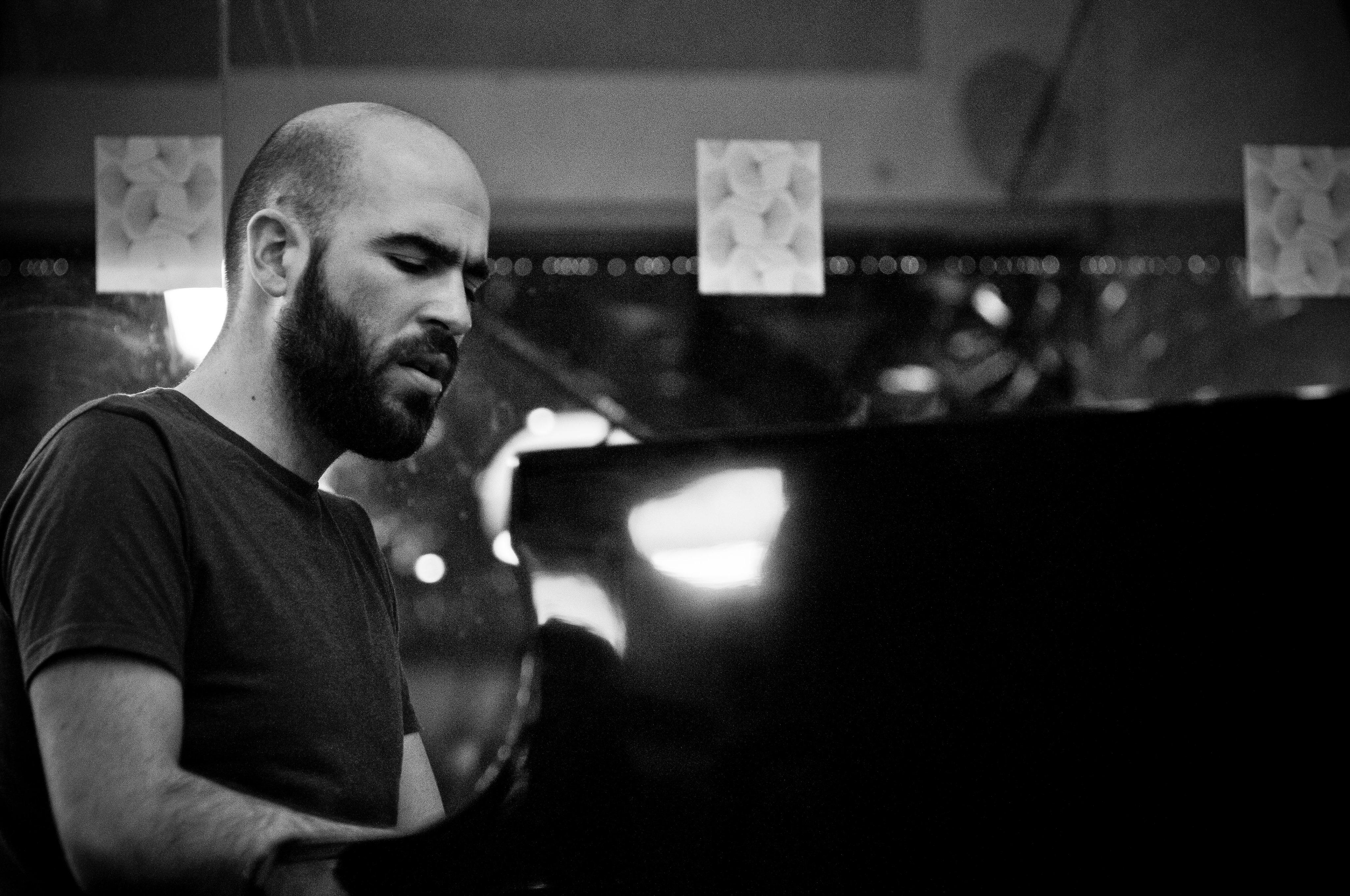 Podcast: Contrabajo, piano y más