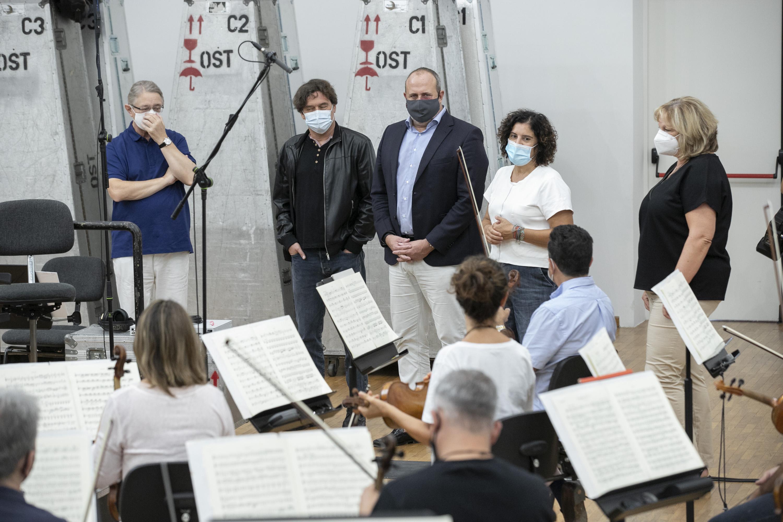 La OST grabará la Heroica de Beethoven en el Gran Telescopio Canaria