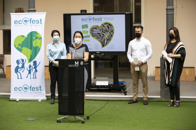 El MUNA acoge este fin de semana el festival de la sostenibilidad Ecofest 2020