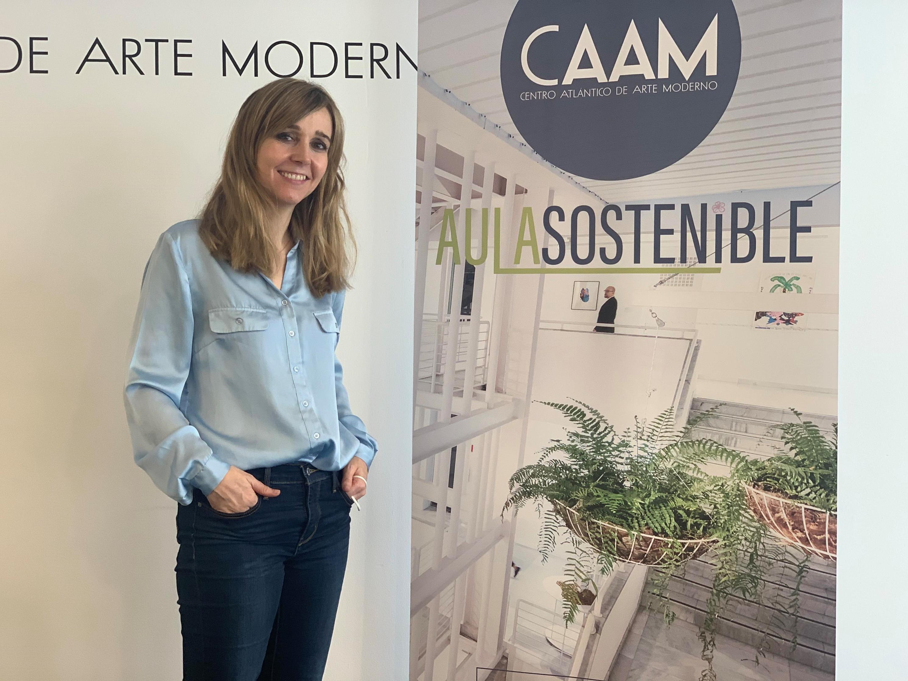 CAAM activa el Aula Sostenible