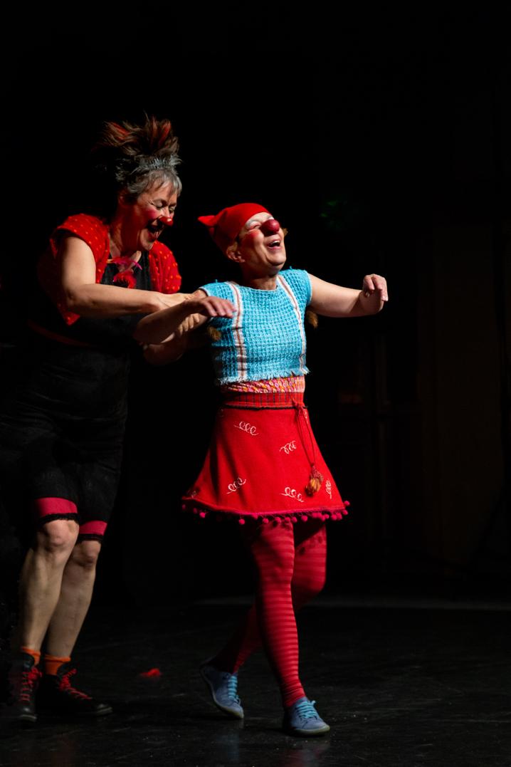 Los mejores clowns se dan cita en la capital tinerfeña con el programa del Festival Clownbaret