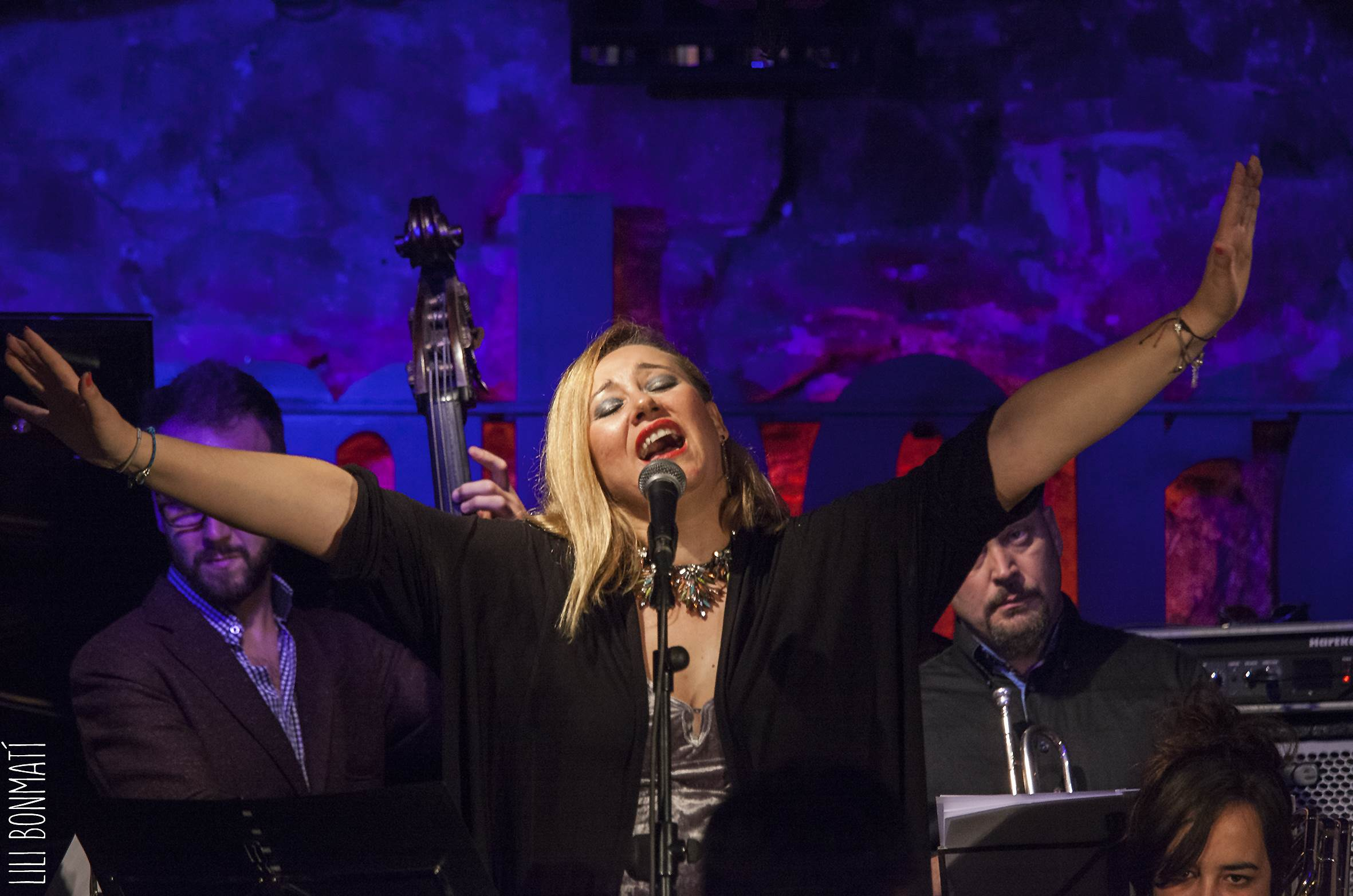 Jazz Otoño y Burka Teatro copan la cartelera de la Sala Insular de Teatro