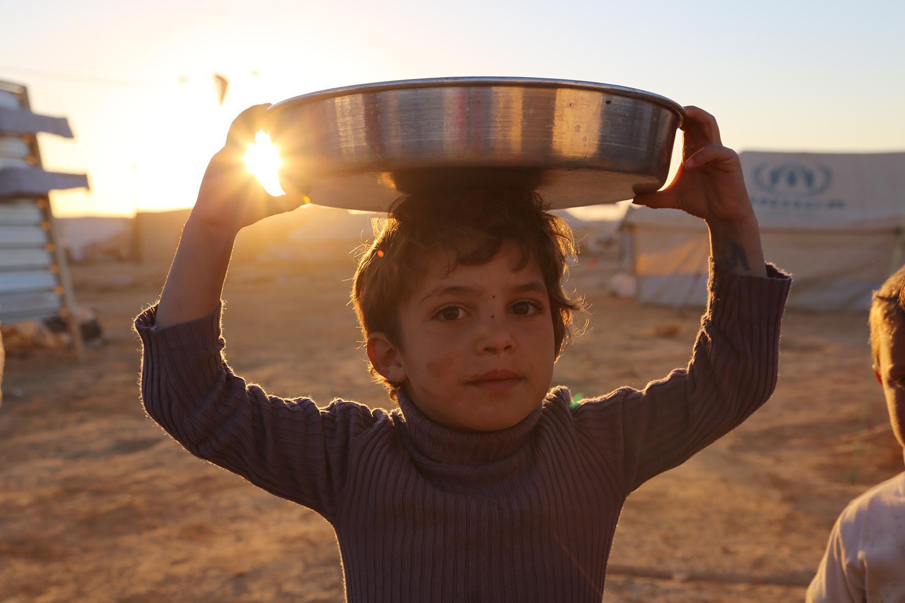 El Documental del Mes cuenta la historia de una niña que vive en un campo de refugiados desde hace ocho años