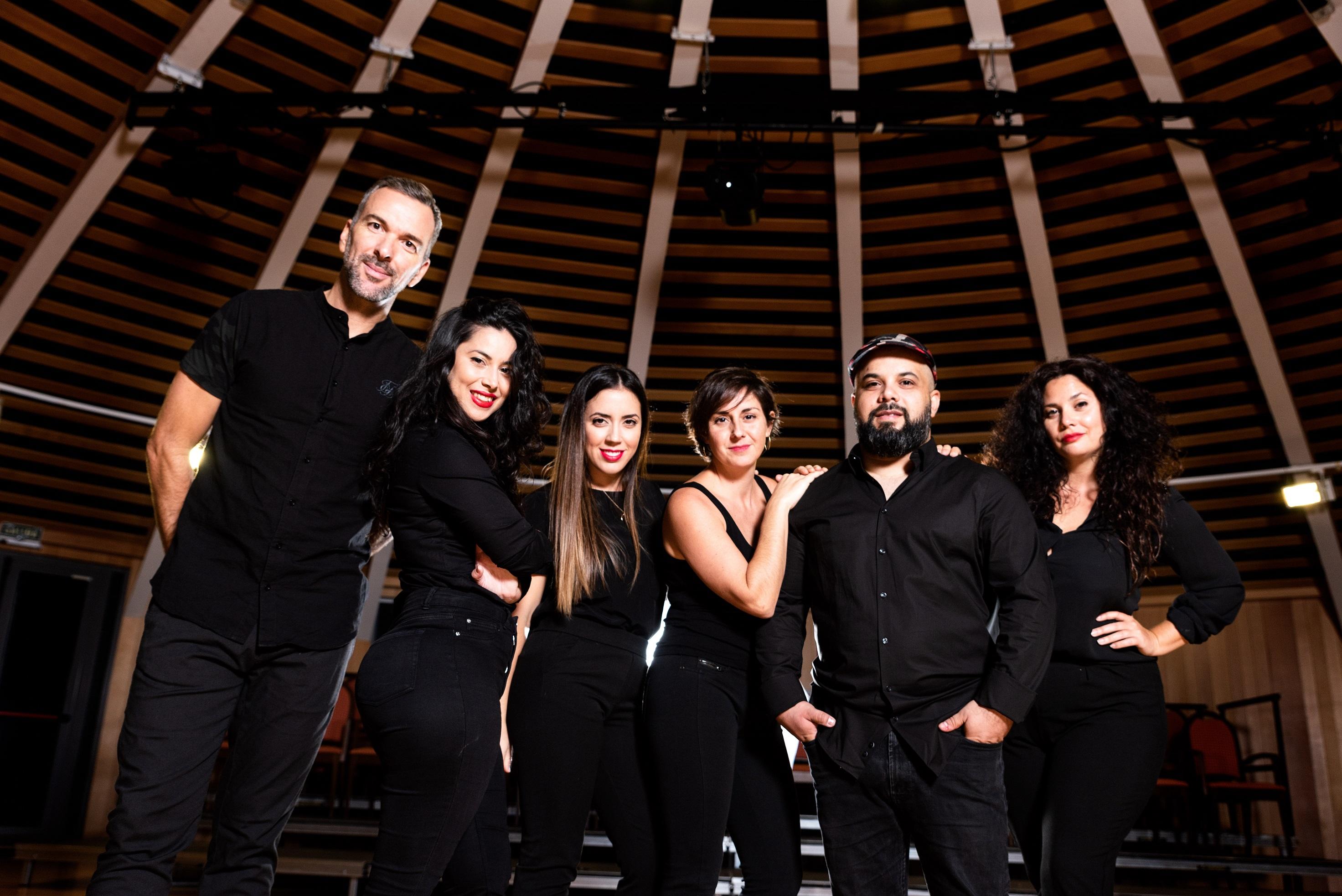 """Naturally impregna del mejor sonido góspel """"Los Conciertos del Otoño"""" CajaCanarias"""