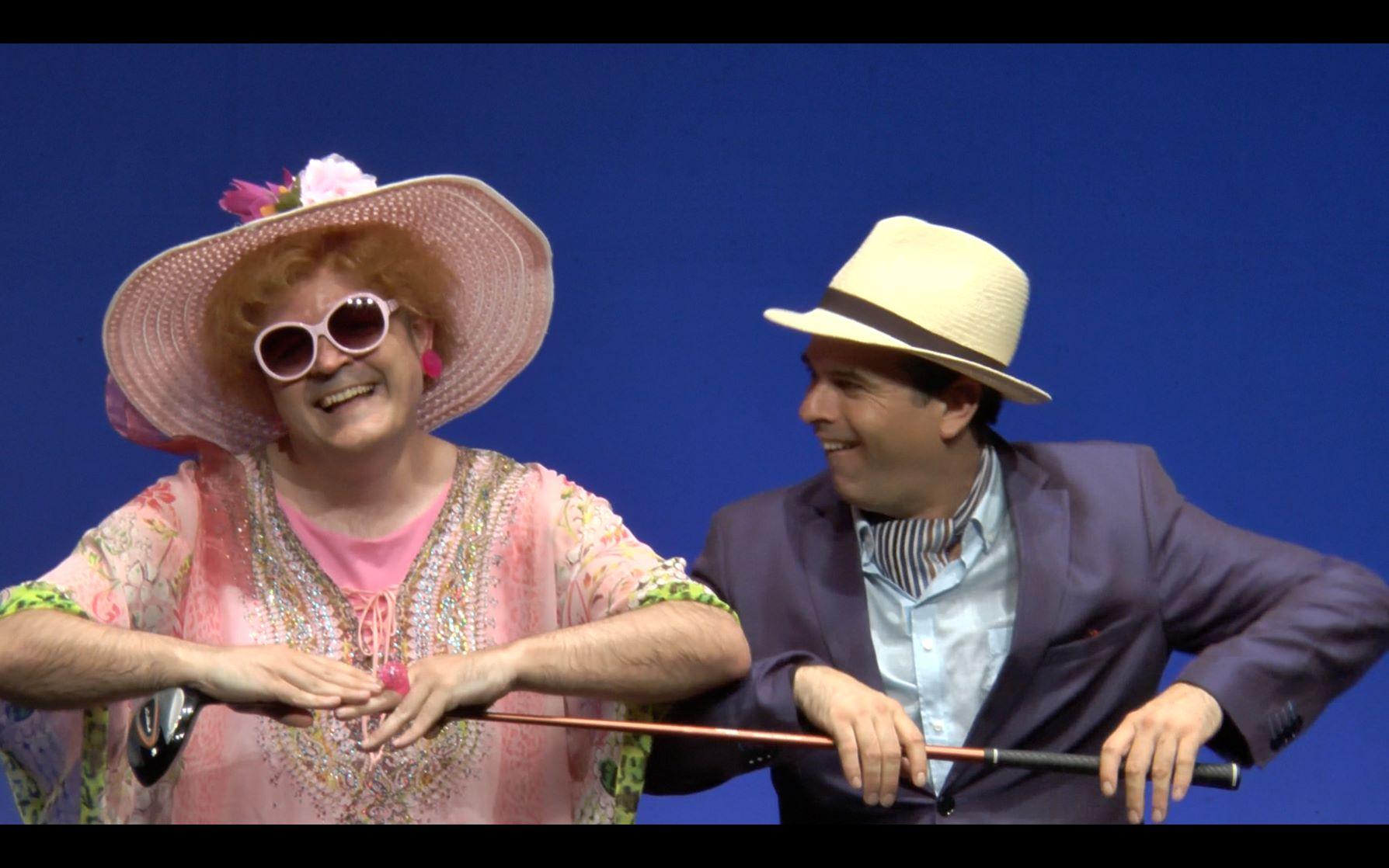El humor universal de Clownic llega al Teatro Leal dentro de la programación del FIC 2020
