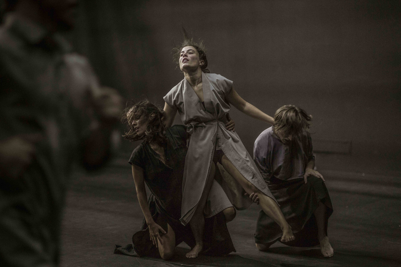 El Teatro Pérez Galdós presenta Una gran emoción política dentro de su temporada de danza