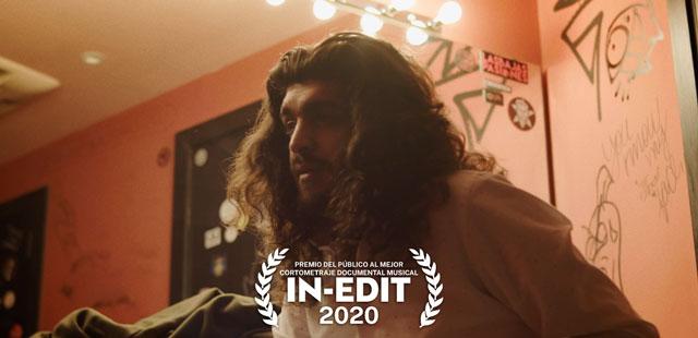 Israel Fernández triunfa en el In-Edit con el Premio del Público