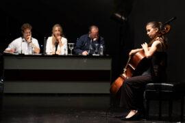 20201117 NP Auditorio recibe Intercentros Melómano-El certamen de 2019
