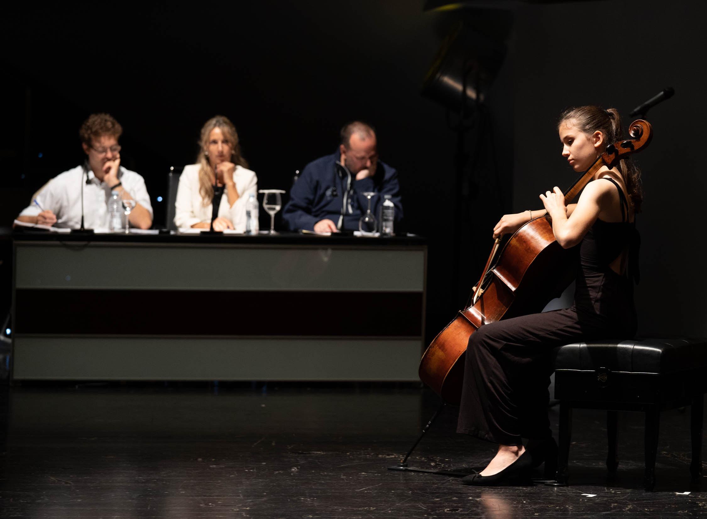 Auditorio de Tenerife recibe la fase autonómica del 19º Intercentros Melómano