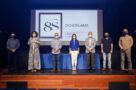 Asistentes a la reunión Fundacion Canaria Ochosilabas