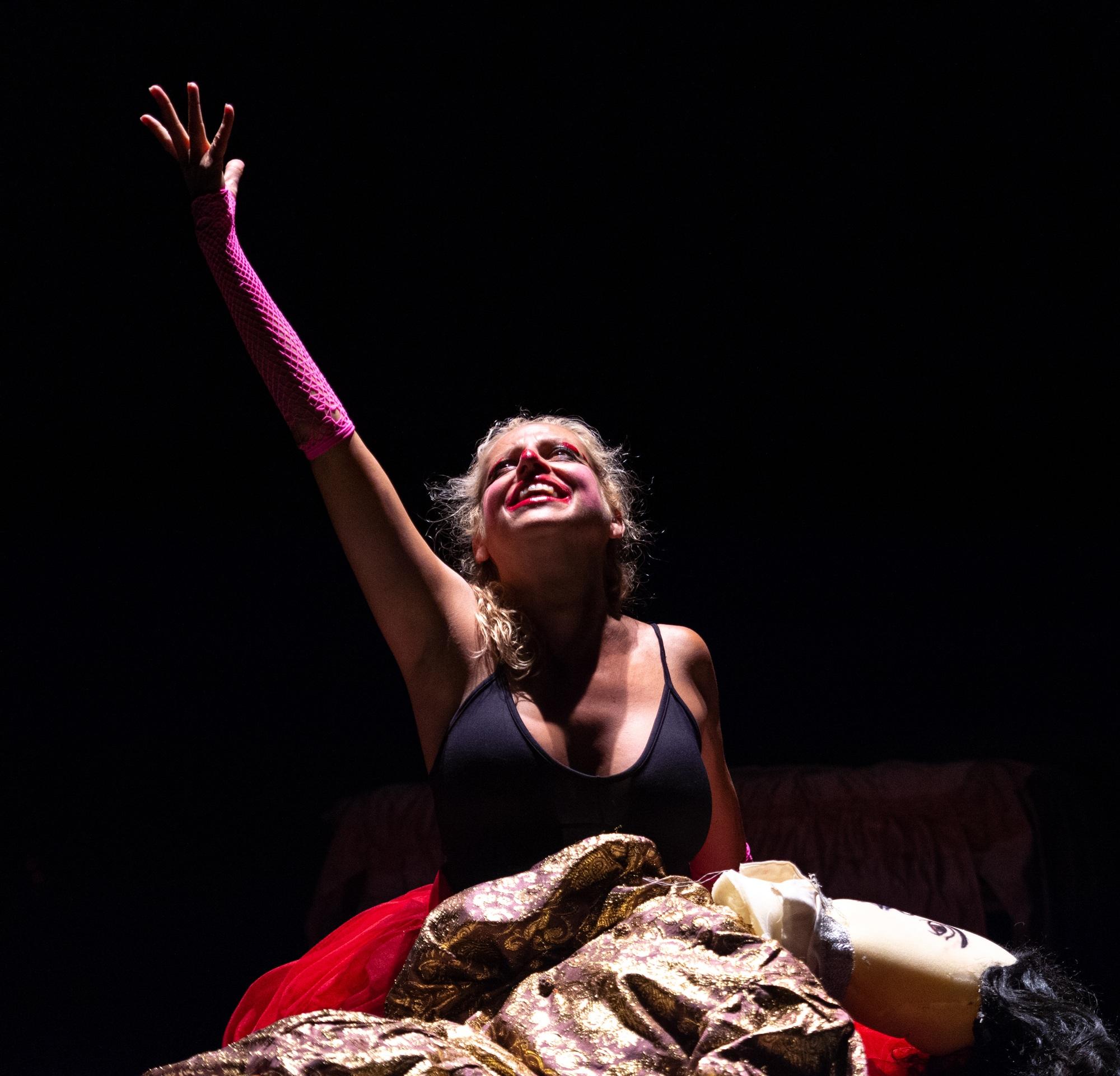 Suicidio de una actriz frustrada, encabeza la programación de Teatro de temporada