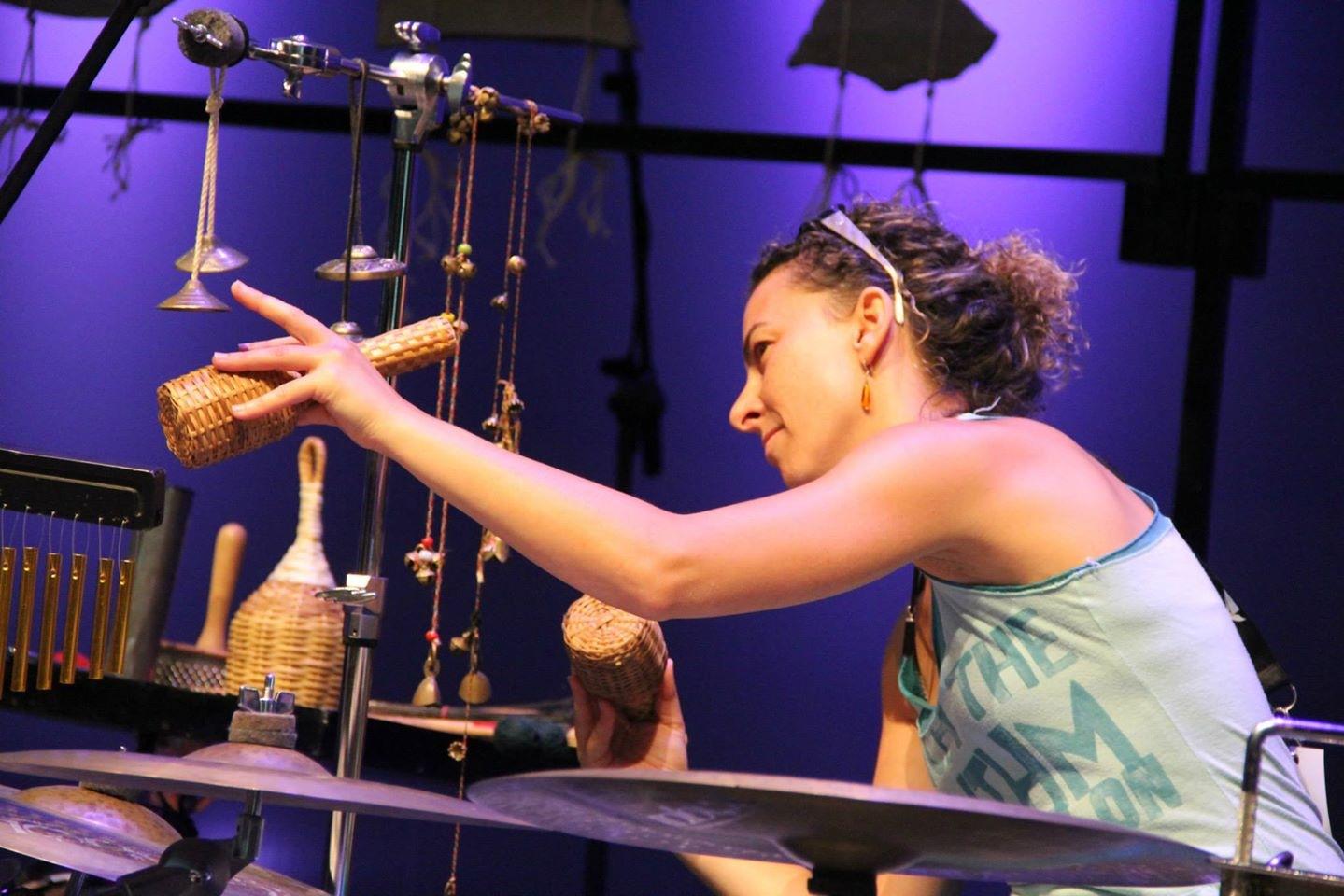 El Festival Internacional de Percusión Ritmos Handmade se desarrolla en el Puerto de la Cruz