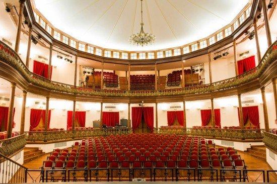 """La Fundación CajaCanarias y la Fundación """"la Caixa"""" renuevan su apoyo a la programación del Teatro Circo de Marte"""