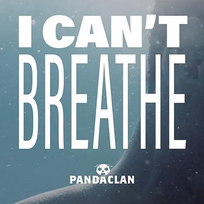 Panda Clan y su rock experimental en I Cant Breathe