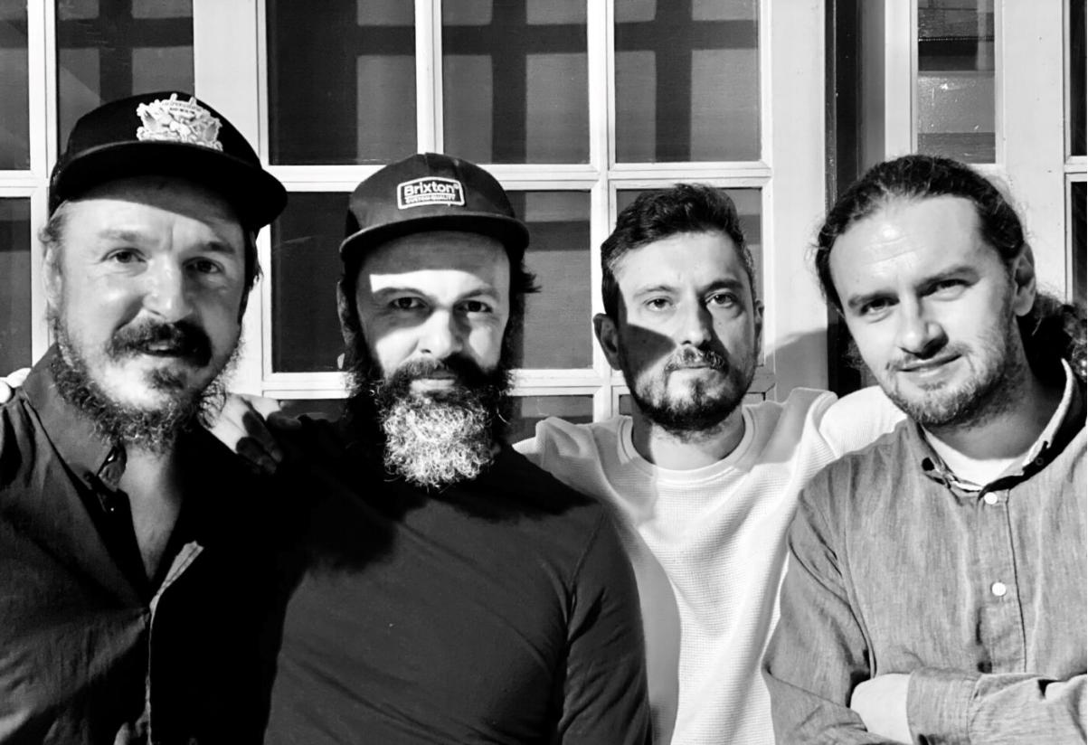 El cuarteto de Luismo Valladares presenta sus canciones en El Sauzal