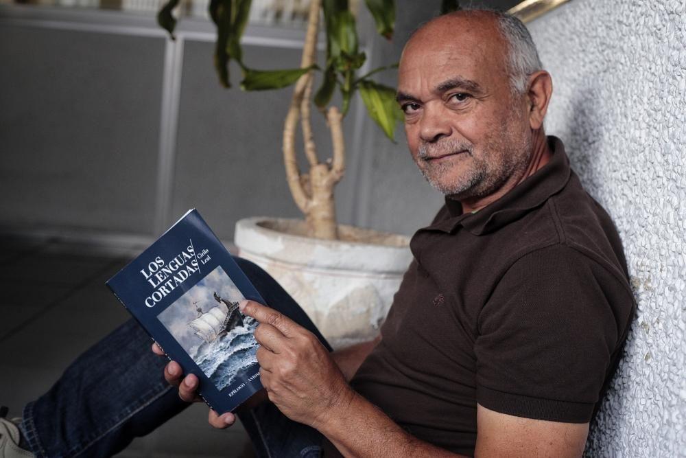 Cirilo Leal presenta Los lenguas cortadas en La Casa de Colón