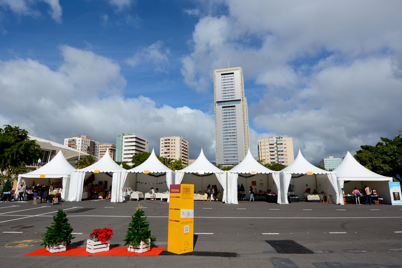 La Feria del Libro de Santa Cruz de Tenerife se despide este martes con la programación de seis actividades