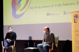 Juan Márquez y Jorge Perdigón en la presentación