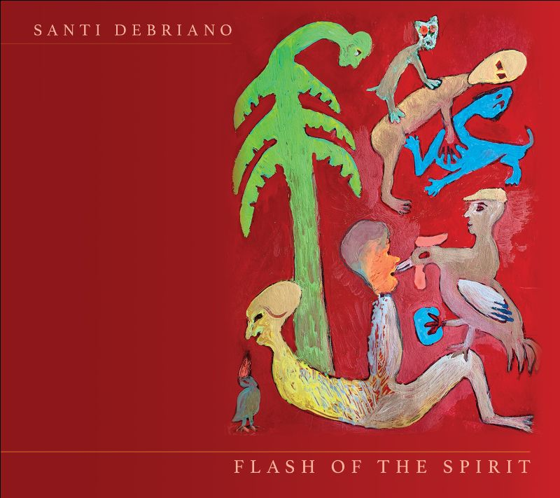 El bajista Santi Debriano publica Flash of the Spirit