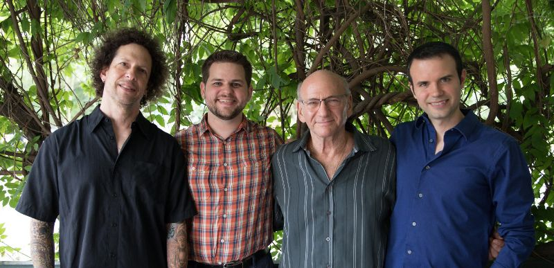 The Generations Quartet con Dave Liebman presenta Invitation