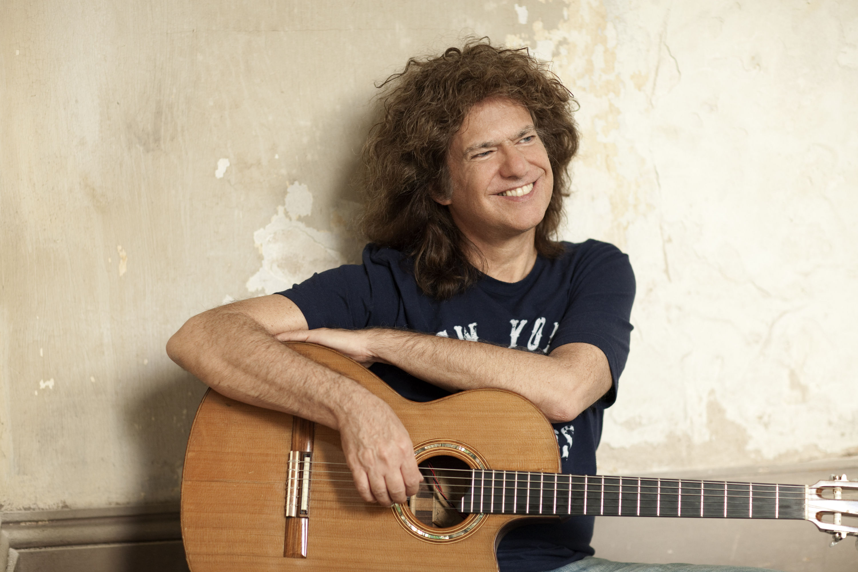 Pat Metheny publica el disco Road To The Sun