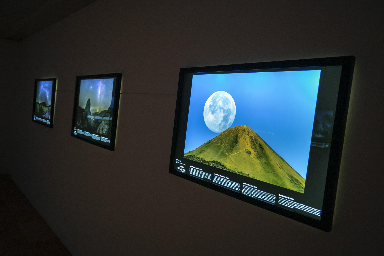 Cosmoislas abre su ventana expositiva al Universo en el Espacio Cultural CajaCanarias