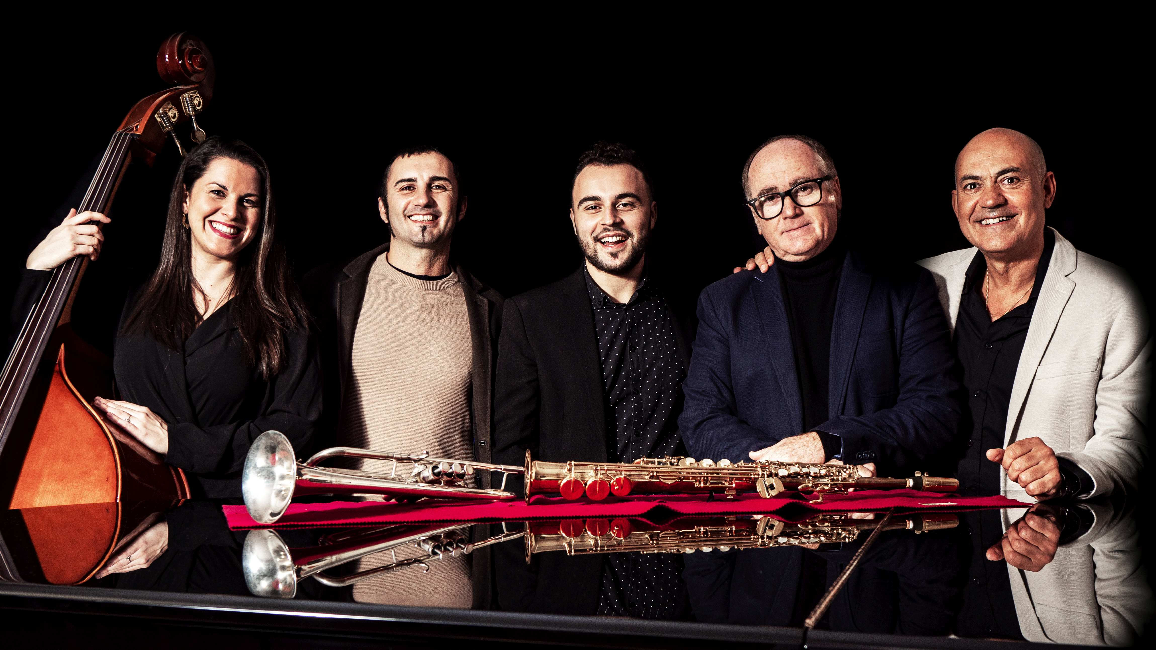 La Local Jazz Band presenta su nuevo álbum Paisajes sonoros