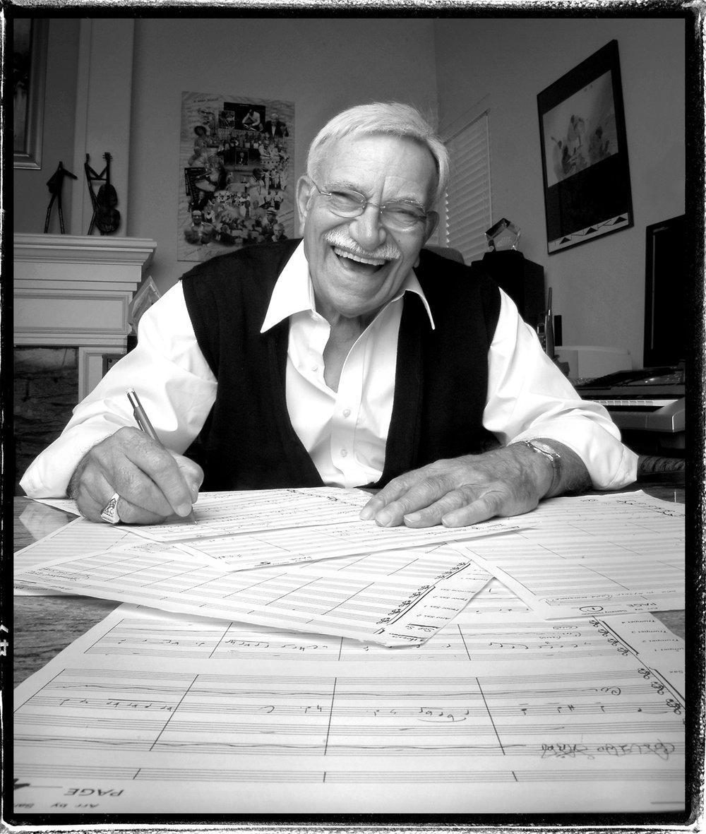 Fallece el arreglista Sammy Nestico