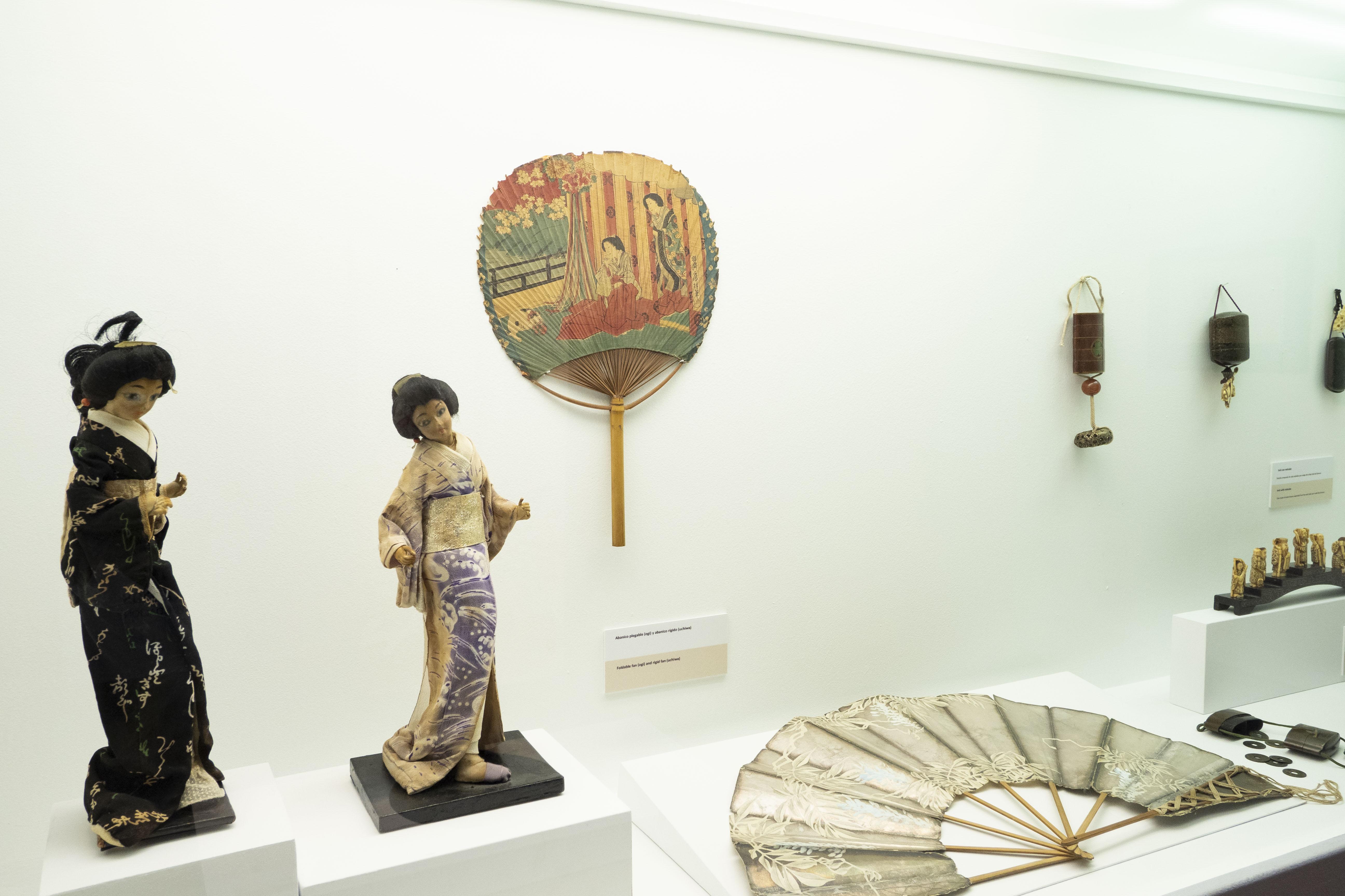El arte japonés llega al Espacio Cultural CajaCanarias La Palma con la exposición Geisha y Samurái