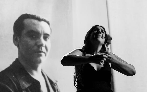 Elma Sambeat basa en Lorca su último disco Muerto de amor