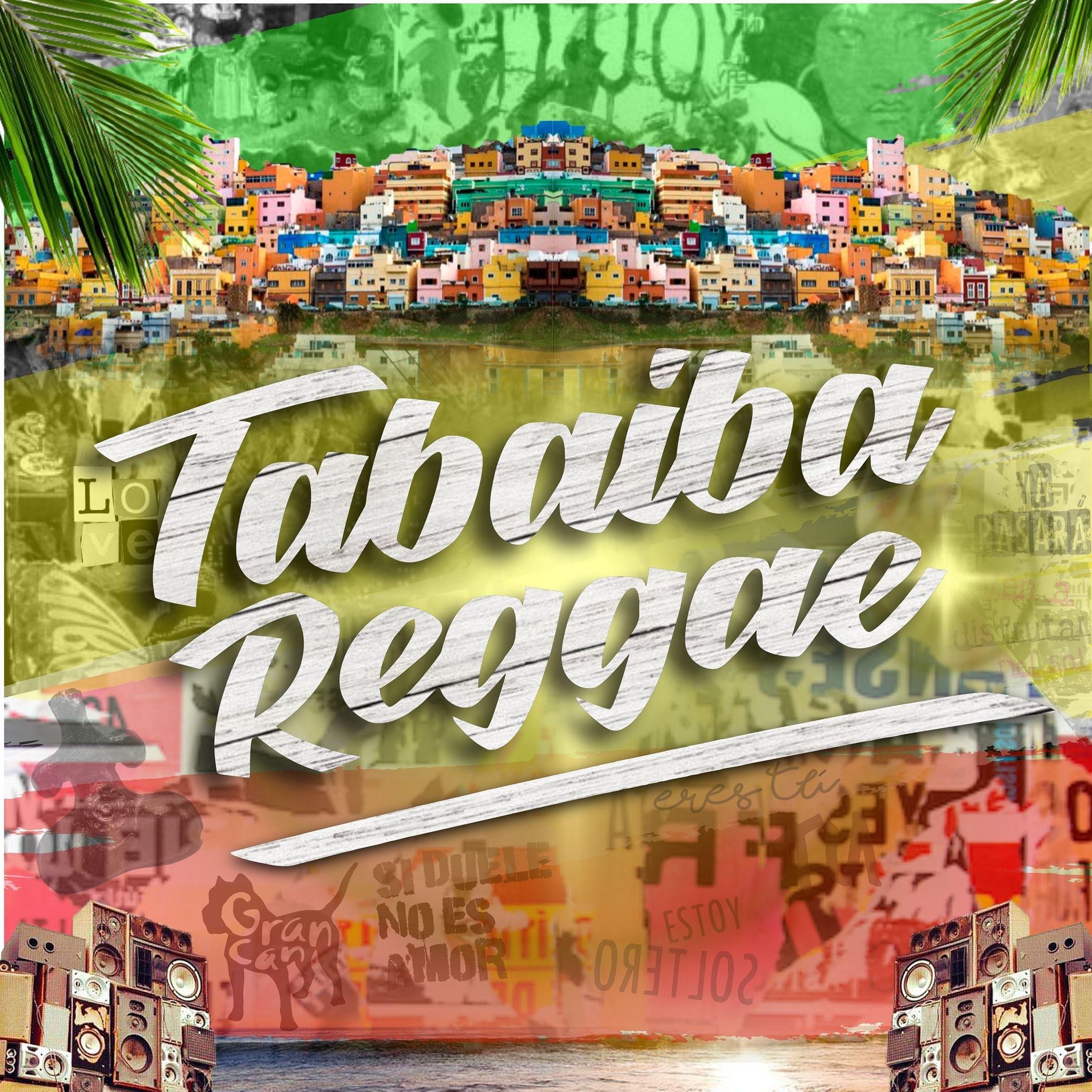 Tabaiba Reggae publica su disco homónimo