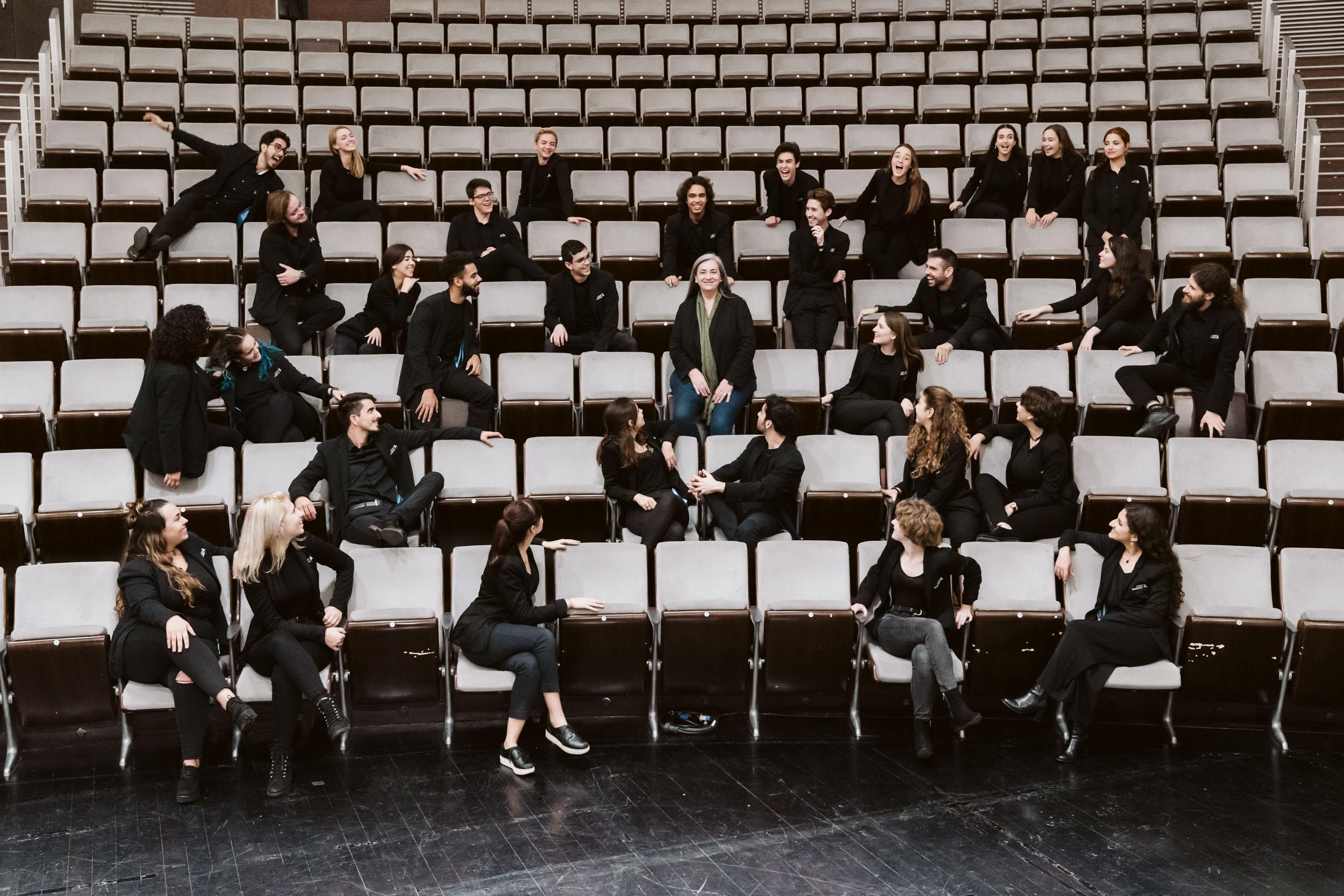 El Coro Juvenil de Auditorio de Tenerife se reencuentra con el público con Cantamos