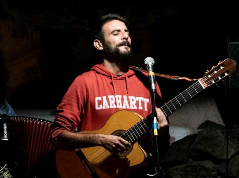José Arbelo ofrece el primer concierto virtual a través de la plataforma Biverso