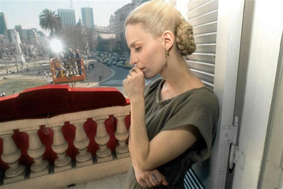 Proyectan la película Eva Perón en la Casa-Museo León y Castillo de Telde