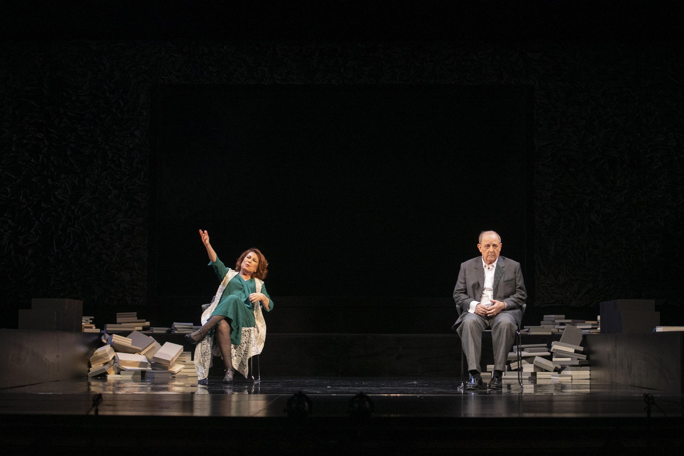 El Teatro Pérez Galdós estrena Galdós enamorado